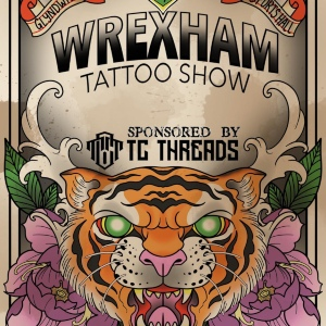Wrexham Tattoo Show 14 November 2021