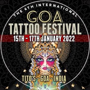 Goa Tattoo Festival 15 January 2022