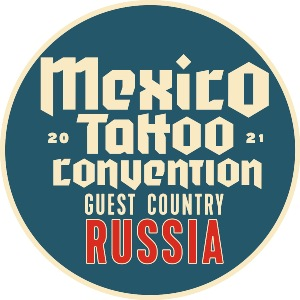 Mexico Tattoo Convention 16 October 2021
