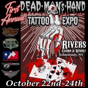 Dead Man's Hand 22 October 2021
