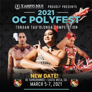 Polynesian Tattoo Convention 2021 Poster min