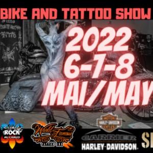 Bike & Tattoo Show 6 May 2022