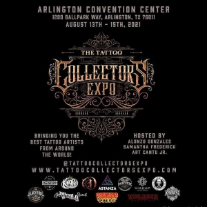 The Tattoo Collectors Expo 13 August 2021