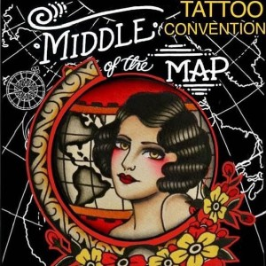 Middle of the Map Tattoo Convention 13 May 2022