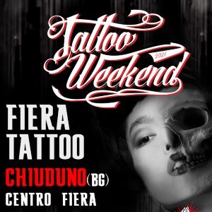 Tattoo Weekend Chiuduno 30 October 2021