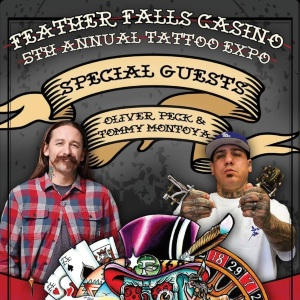 Feather Falls Tattoo Expo 7 May 2021