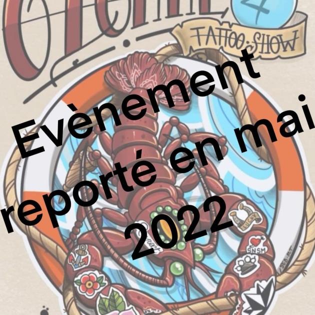 Olonne Tattoo Show 31 December 2022