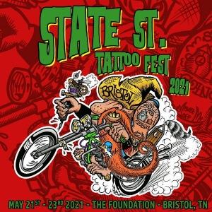 State Street Tattoo Fest 21 May 2021