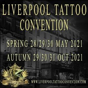 liverpool tattoo convention 2021 UK
