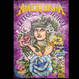 Americana Tattoo Festival 26 August 2021