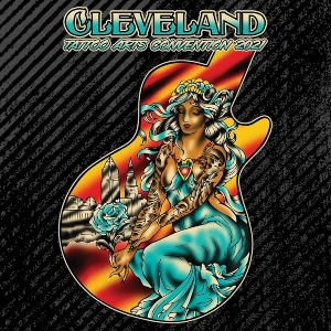 Cleveland Tattoo Arts Convention 1 April 2022