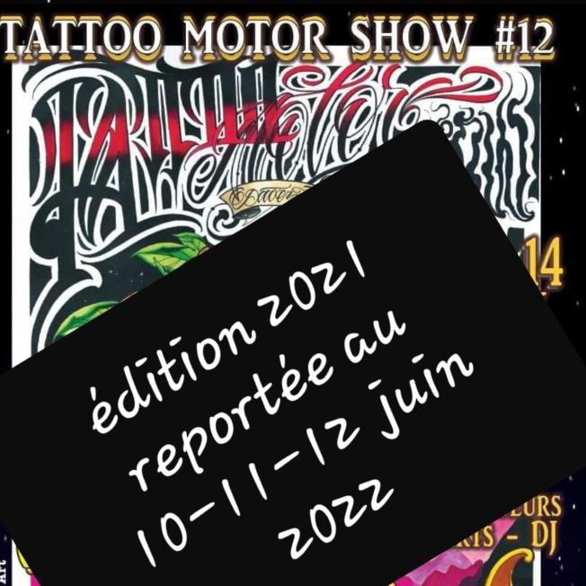Davezieux Tattoo Motor Show 12 June 2022