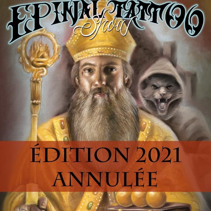 Epinal Tattoo Show 11 June 2022