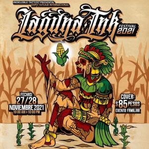 Laguna Ink Festival 26 November 2021