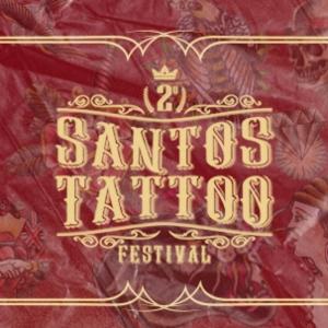 Santos Tattoo Festival 23 July 2021