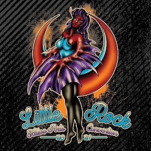 Little Rock Tattoo Convention 30 July 2021