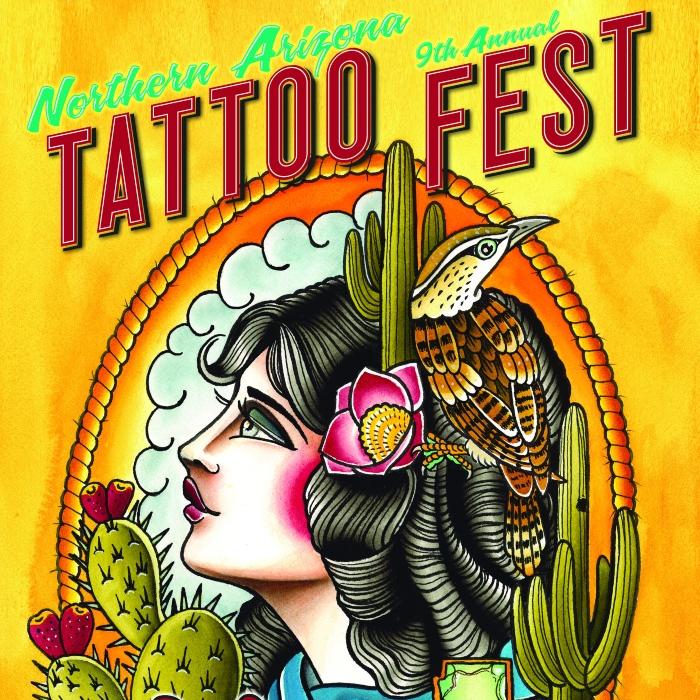 Northern Arizona Tattoo Fest 2 July 2021