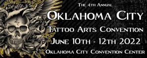 OKlahoma city tattoo arts convention 2022