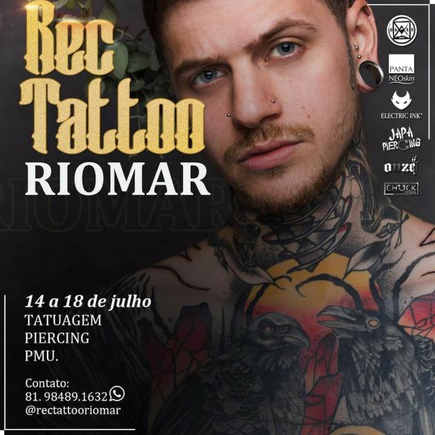 Rec Tattoo Riomar 14 July 2021