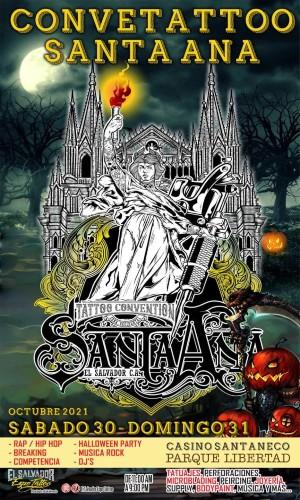 Tattoo Convention Santa Ana 30 October 2021