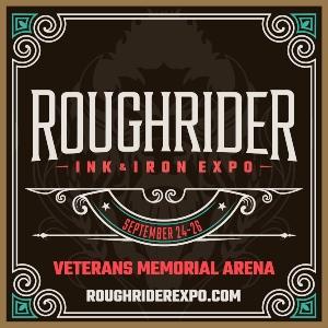 Roughrider Ink & Iron Expo 24 September 2021