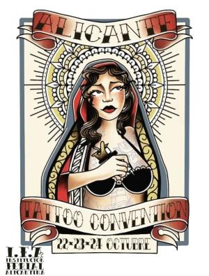 Alicante Tattoo Convention 22 October 2021