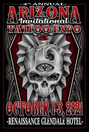 Arizona Tattoo Expo 1 October 2021