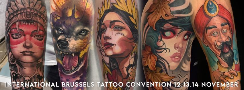 World Tattoo Events 1 January 2020