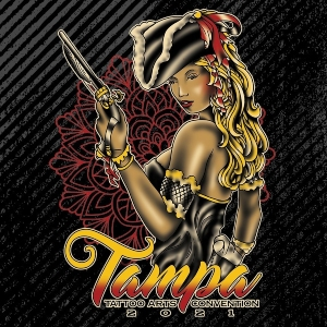 Tampa Tattoo Arts Convention 22 October 2021