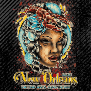 New Orleans Tattoo Arts Convention 19 November 2021