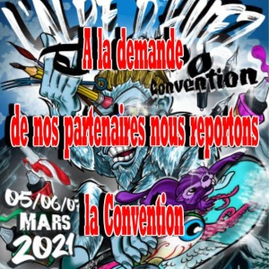 L'Alpe D'Huez Tattoo Convention 4 March 2022