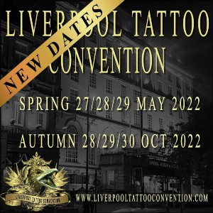 Liverpool Tattoo Convention 27 May 2022