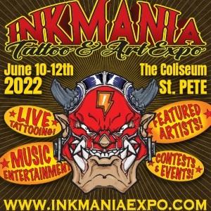 Ink Mania Tattoo & Art Expo 2021 min